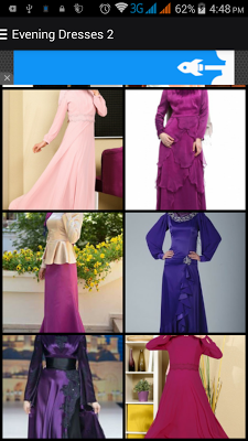 Latest Evening Dresses 2017 - screenshot
