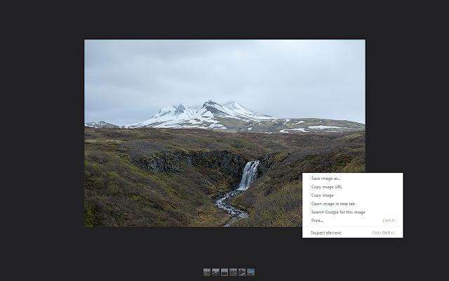 Flickr Right Click