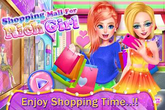 Shopping Mall for Rich Girls - Luxury Fashion Mall screenshot thumbnail