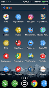 The Round Table Icon Pack Screenshot