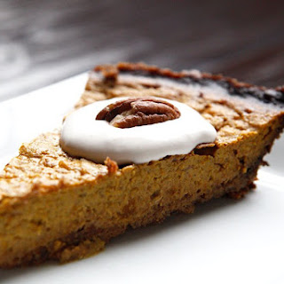 7 Paleo Thanksgiving Recipes (3 of 7) - Pumpkin Pie