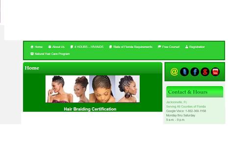 玩免費遊戲APP|下載Hair Braiding Certification app不用錢|硬是要APP