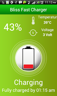 Free Download Bliss Fast Battery Charger APK for Android