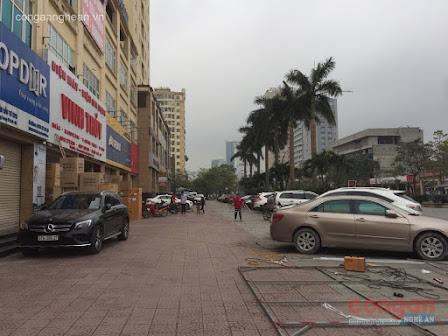 Cần sớm điều chỉnh quy hoạch bãi đỗ xe trên địa bàn TP Vinh