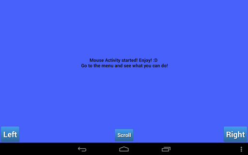 BluePad - TouchPad & Keyboard 1.1.12 screenshots 4