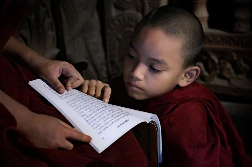 Un bimbo che legge sarà un adulto che pensa di Sergio Pandolfini