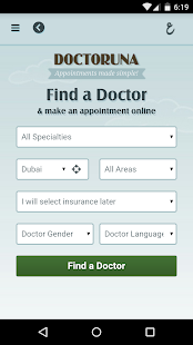 DoctorUna - Book a Doctor Now!- screenshot thumbnail