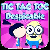 Download Full DESPICABLE TIC TAC TOE MINION  APK