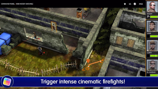 Breach & Clear: Military Tactical Ops Combat  screenshots 4