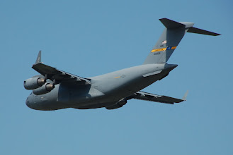 "Photo: Boeing C-17 ""Spirit of Berlin"" (USA)"