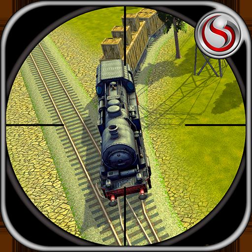 Mountain Train Sniper
