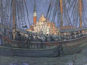 """Photo: Jane Peterson, """"San Giorgio Maggiore a Venezia"""""""