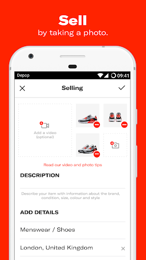 Depop - Buy, Sell, Discover and Share for PC