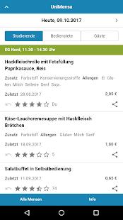 Mensa Köln - náhled
