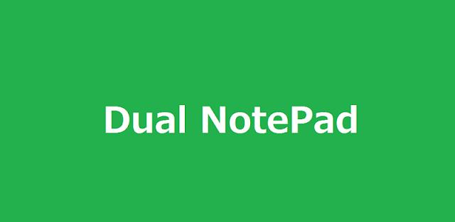 Dual NotePad