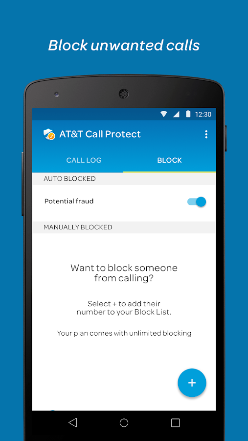 Att call protect android apps on google play att call protect screenshot ccuart Choice Image