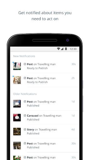 Hub by Falcon.io 2.0.9 screenshots 3
