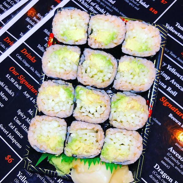 Photo from Sushi Sushi