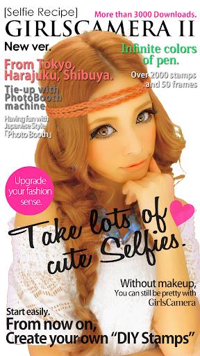 NEW GirlsCamera2 Kawaii Japan