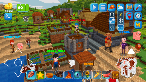 RealmCraft with Skins Export to Minecraft 5.0.5 Screenshots 6