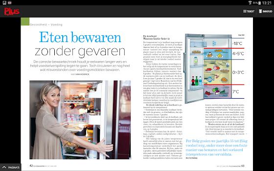Plus Magazine België HD