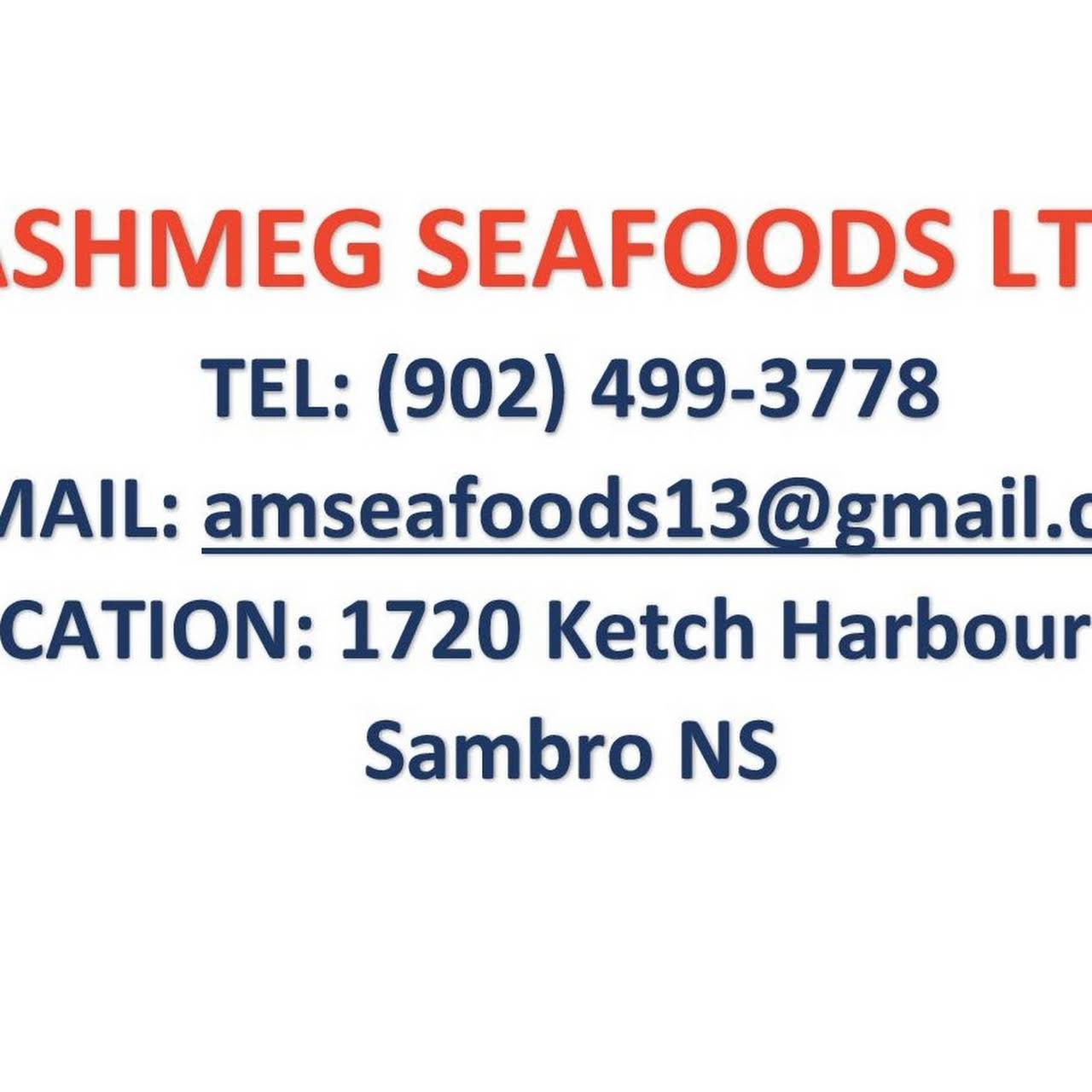 AshMeg Seafoods Ltd  - FAMILY OWNED LOCAL BUSINESS