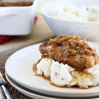 French Onion Pork Chops Recipe