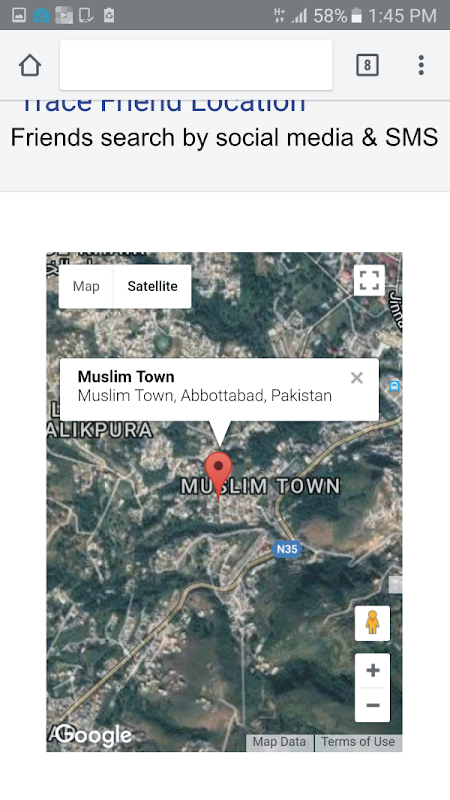 Mobile Number Tracker and locator for Pakistan APK Latest Version
