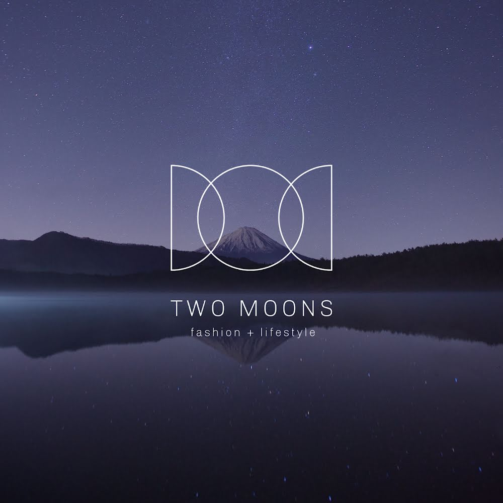 Two Moons Lifestyle - Logo Template