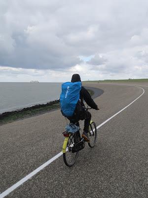 Verso le Isole Texel di Gebbro