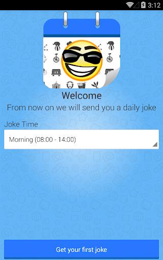 毎日のジョーク