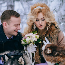 Wedding photographer Olga Mazlova (selegilin). Photo of 11.01.2018