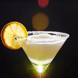 The Best Lemon Drop Martini Slush You'll Ever Have