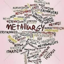 Image result for metallurgy