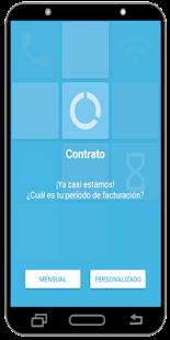 StatsMe: Consumption control - náhled