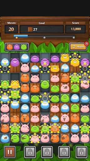Jungle Match Puzzle screenshots 4