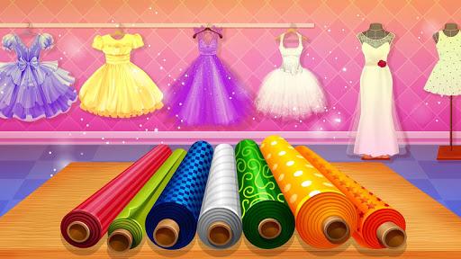 Wedding Dress Tailor Shop: Design Bridal Clothes 1.0.6 screenshots 18
