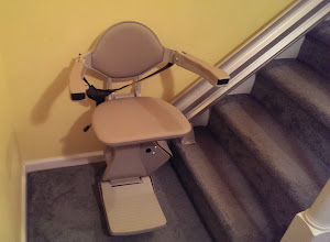 Photo: Stairlift - Little Egg Harbor NJ 09