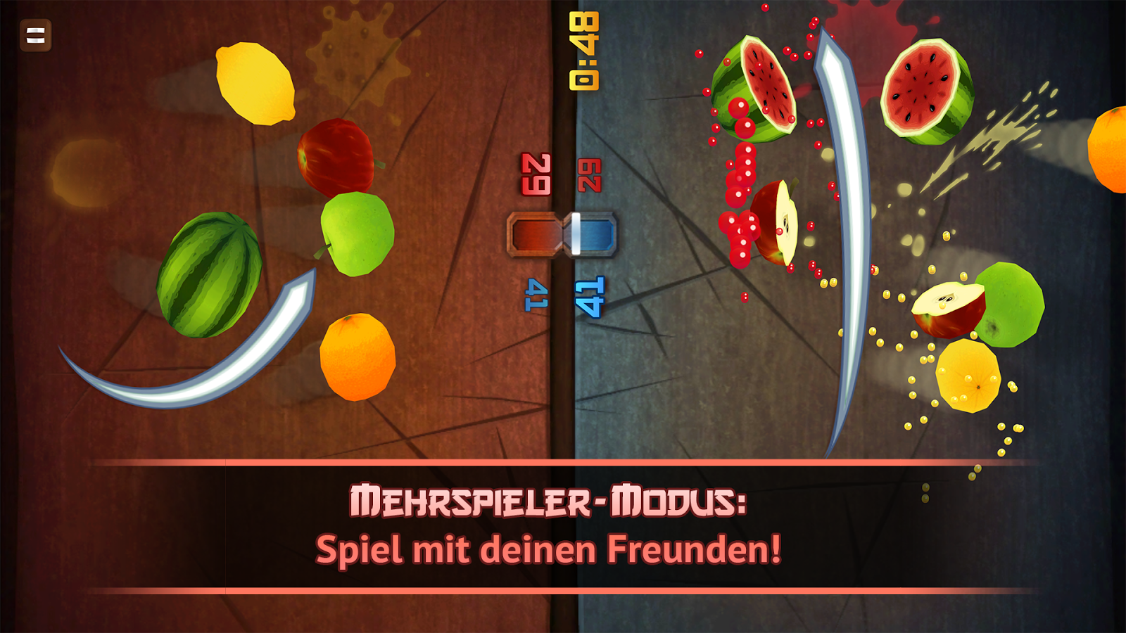 Fruit Ninja Classic – Screenshot