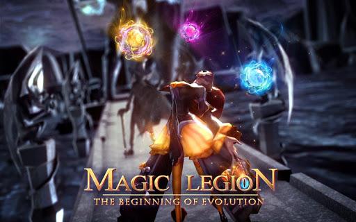 Magic Legion - Hero Legend 2.0.1.2 screenshots 6
