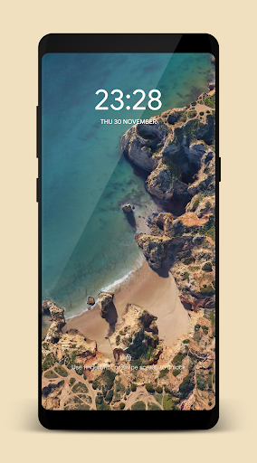 [Substratum] Transparent Lockscreen for SAMSUNG 5 screenshots 2