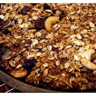 Organic Granola Bites.