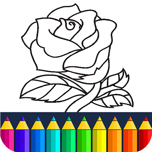 Valentines Love Coloring Book Apk 956