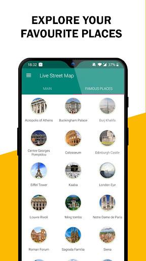 Live Street Map View 2020 1.6 screenshots 3