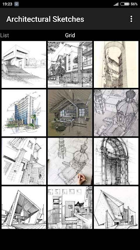 Architectural Sketches 1.4 screenshots 2