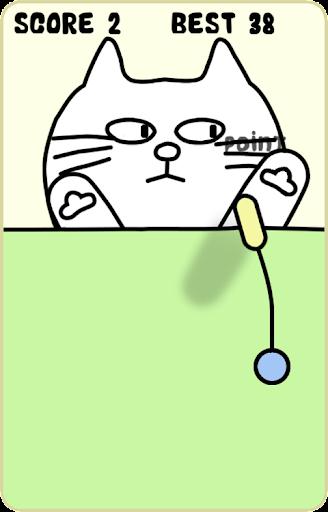 玩免費休閒APP|下載ネコじゃらドン app不用錢|硬是要APP