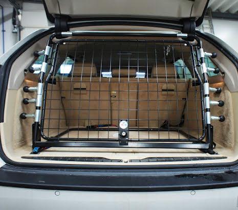 Artfex Hundgrind till VW Tiguan 2016- generation II