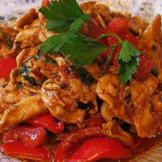 Ma Po Chicken 麻婆鸡片