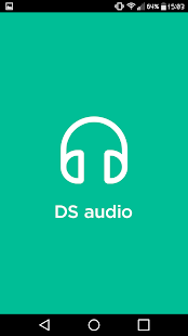 DS audio Screenshot 1