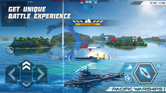 How to hack Pacific Warships for android free